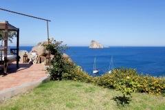 Villa Rocce Rosse, Panarea Isole Eolie