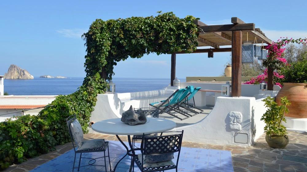 Dependance La Caletta, Panarea Aeolian Islands